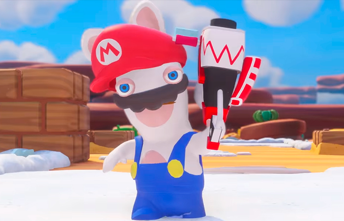 Mario + Rabbids Kingdom Battle - El Fantasma de la Bwaphera