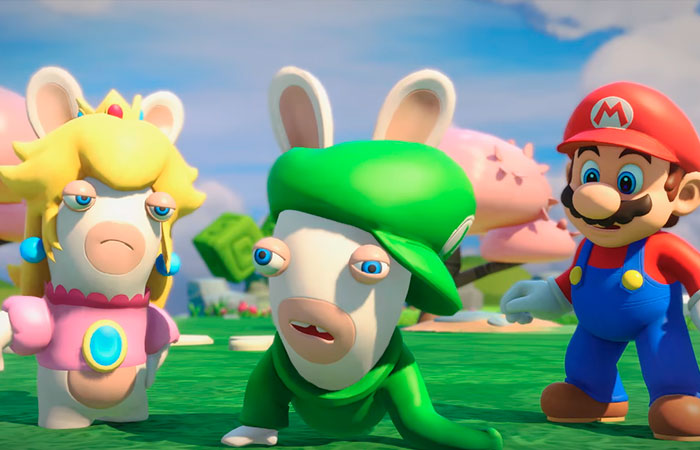 Mario + Rabbids Kingdom Battle - E3 2017