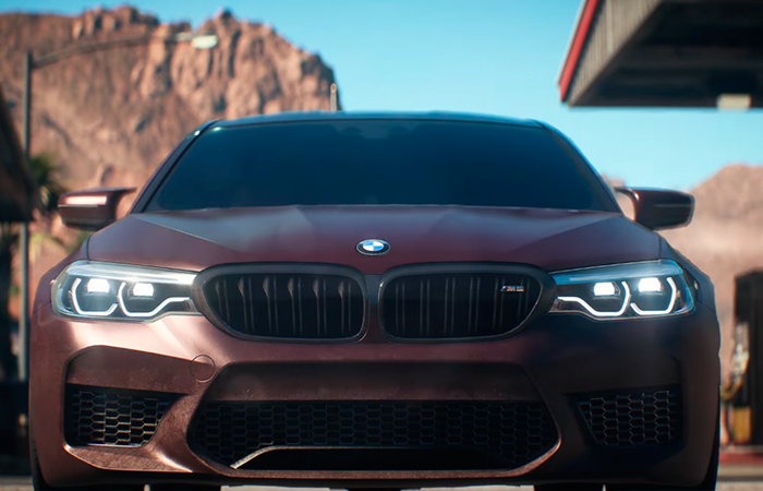 Need for Speed Payback - BMW M5
