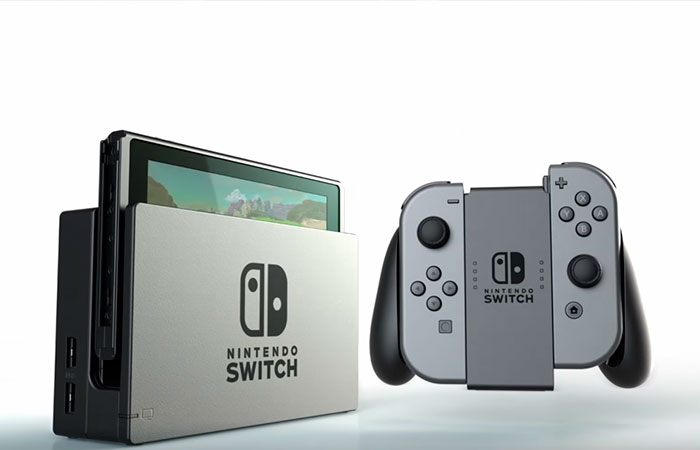 Nintendo Switch - Hardware Overview