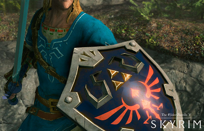 Skyrim Switch – Official E3
