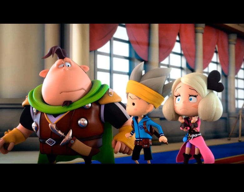 The Snack World – Debut