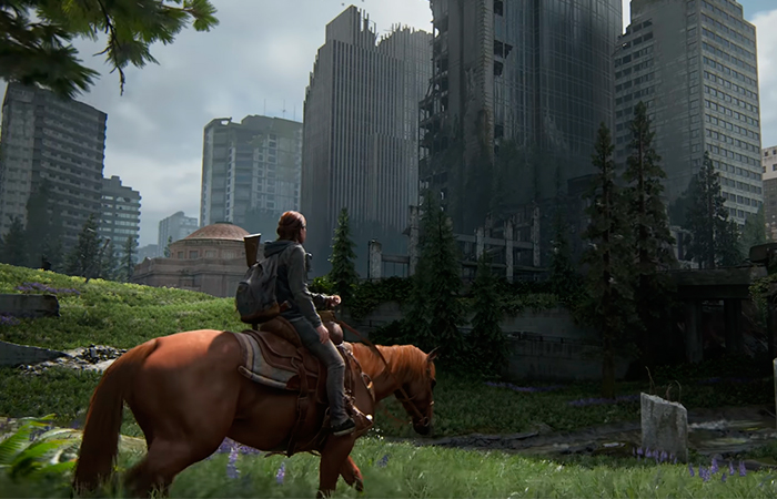 The Last Of Us II - Tráiler State of Play