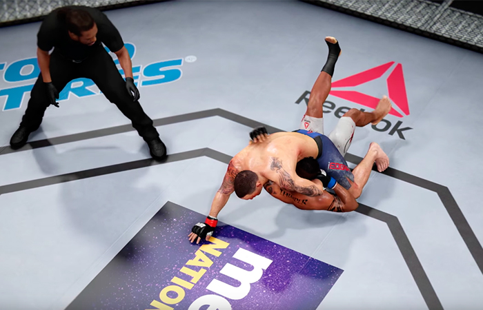 EA Sports UFC 3 - Goat Career Mode Trailer