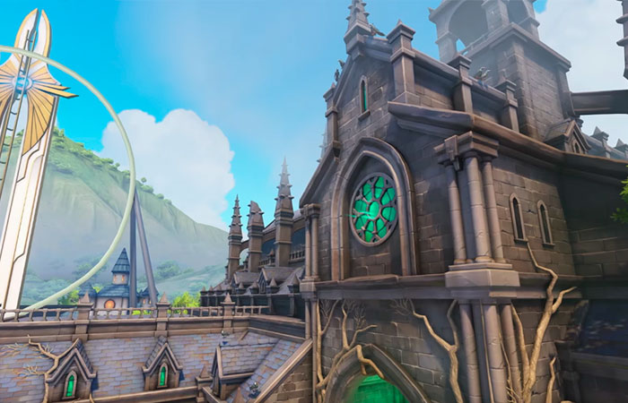 Blizzard World - Nuevo mapa Overwatch