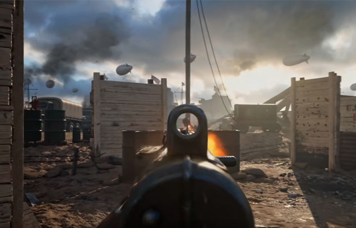 Call of Duty: WWII Headquarters – Presentación