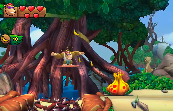 Donkey Kong Country: Tropical Freeze – Nintendo Switch Reveal