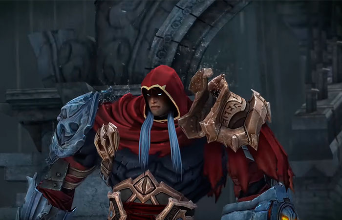 Darksiders Warmastered Edition - Switch Trailer