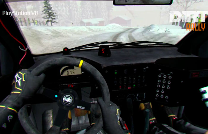 DiRT Rally - PS VR