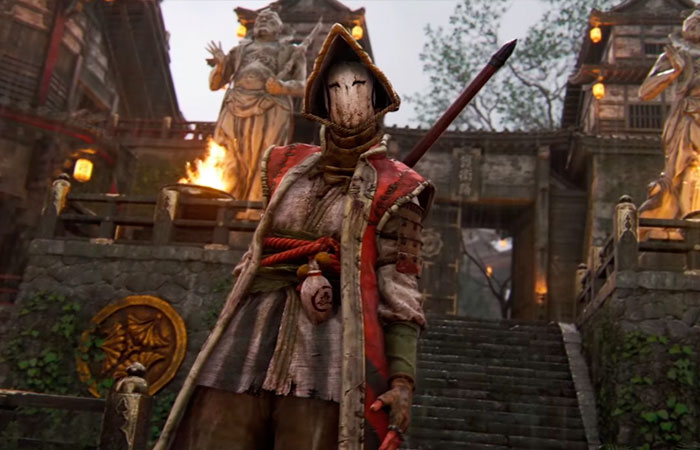 For Honor - Nobushi Samurai