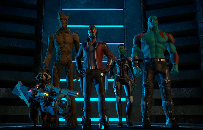 Marvel's Guardians of the Galaxy: The Telltale Series – Tráiler