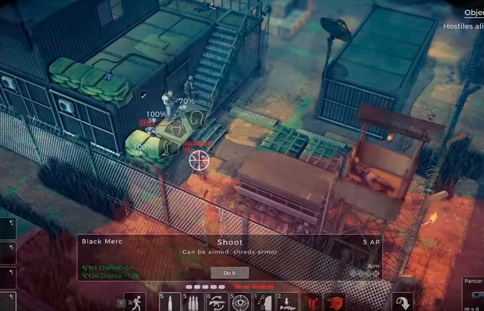 Jagged Alliance: Rage - Gameplay Trailer
