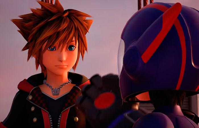 Kingdom Hearts III – Big Hero 6