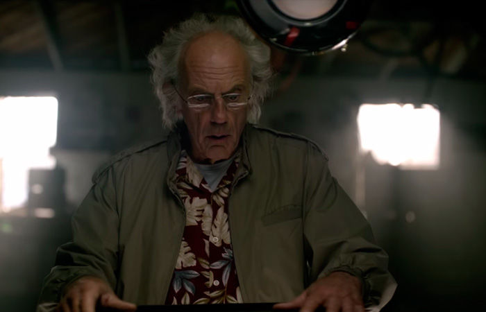 LEGO Dimensions: Great Scott - Video feat Christopher Lloyd