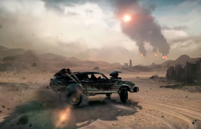Mad Max - Trailer Gameplay