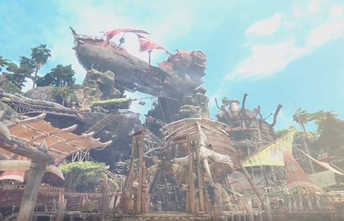Monster Hunter World - Tráiler TGS 2017