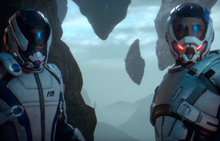 Mass Effect: Andromeda – Lanzamiento