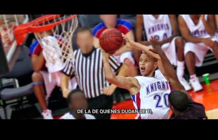 Stephen Curry es protagonista del nuevo comercial del NBA 2K16