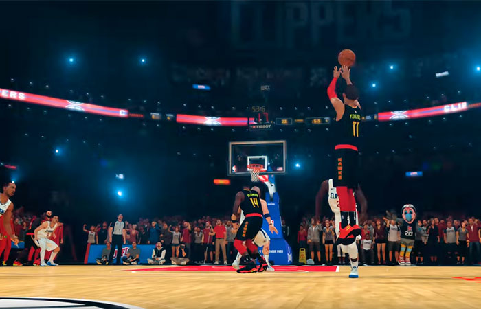 NBA 2K19 - Gánate la Corona