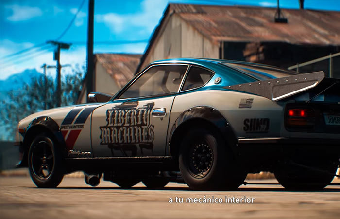 Need for Speed Payback – Personalización