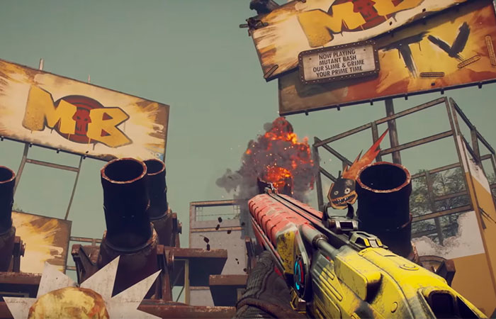 RAGE 2 – Gameplay Trailer