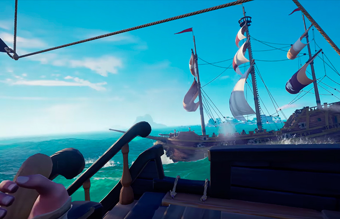 Sea of Thieves: Release Date Announce