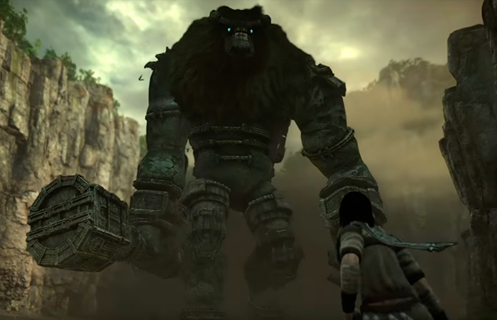 Shadow of the Colossus – TGS 2017