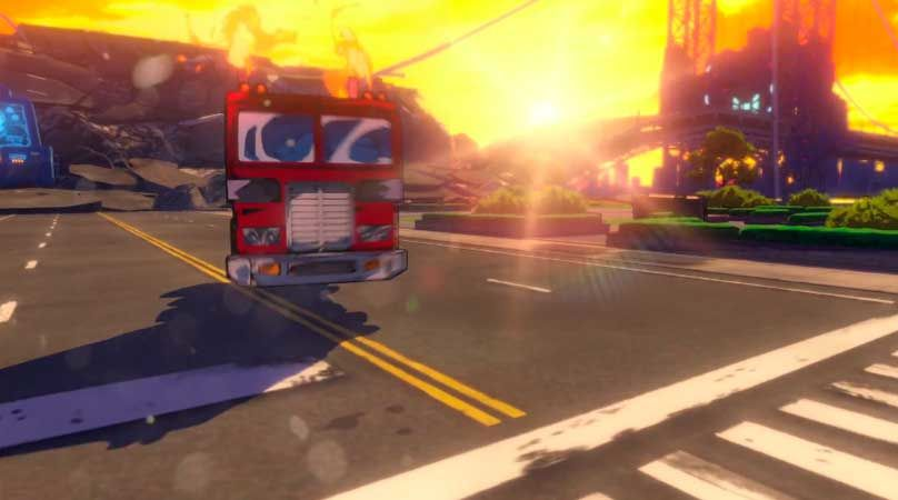 Transformers: Devastation - Playable Character Features