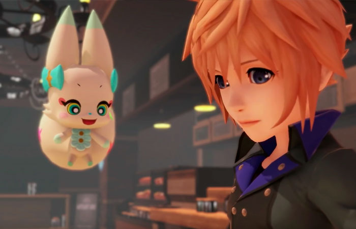 World of Final Fantasy - Tokyo Game Show Trailer 2016