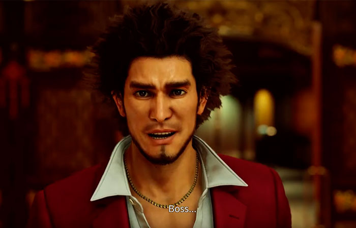 Yakuza: Like a Dragon - Cinematic Trailer