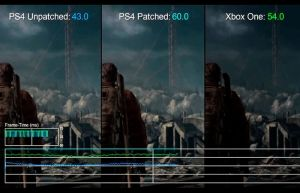 RE Revelations 2 - PS4 Frame-Rate